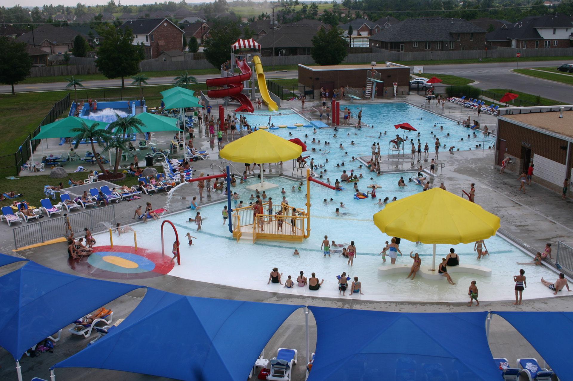 Aquatic Design Consultants Waterpark And Aquatic Center