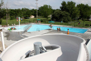 Carbondale Kansas Municipal Swimming Pool