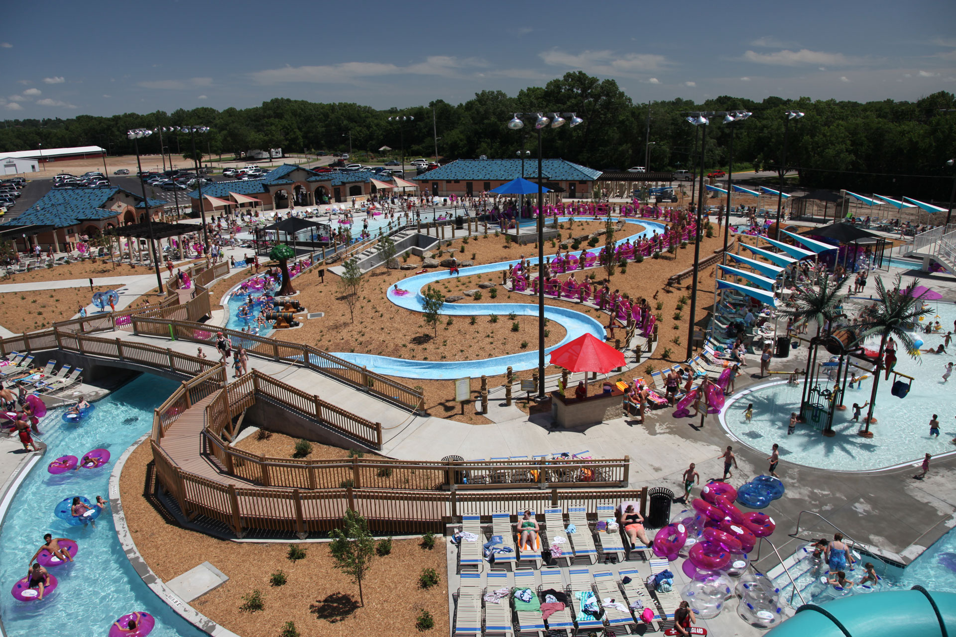 Kenwood Cove Waterpark - Largest Municipal Waterpark in US