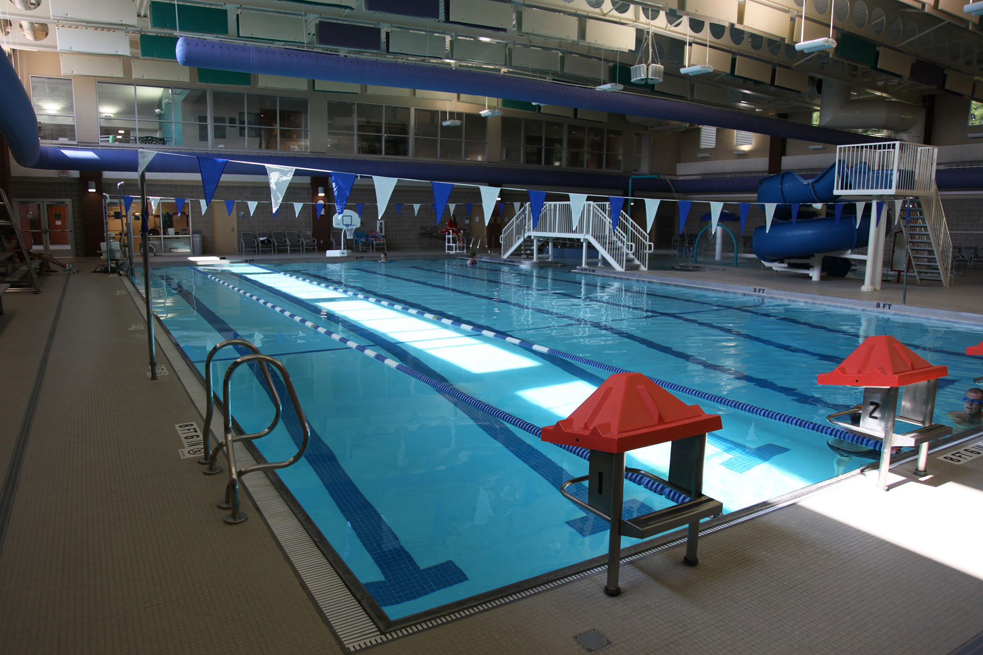 Wytheville Community Center Aquatic Facility