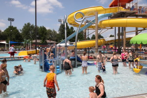 Memorial Park, Belton Missouri - Municipal Waterpark