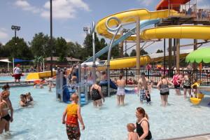 Memorial Park, Belton Missouri - Municipal Waterpark