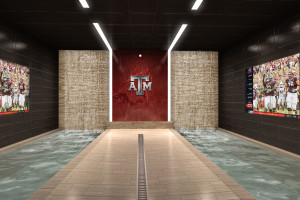 Texas A&M Aquatic Training Facility