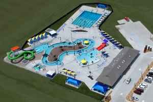 Colby Kansas Aquatic Center & Municipal Waterpark