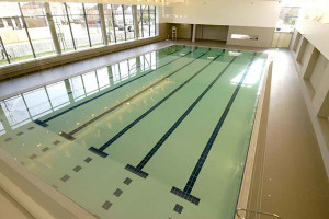 Rogers Arkansas Wellness Center - Aquatic Center