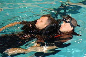 Naval Air Station Pensacola Rescue Swimmers School