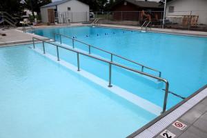 Effingham Kansas Municipal Swimming Pool