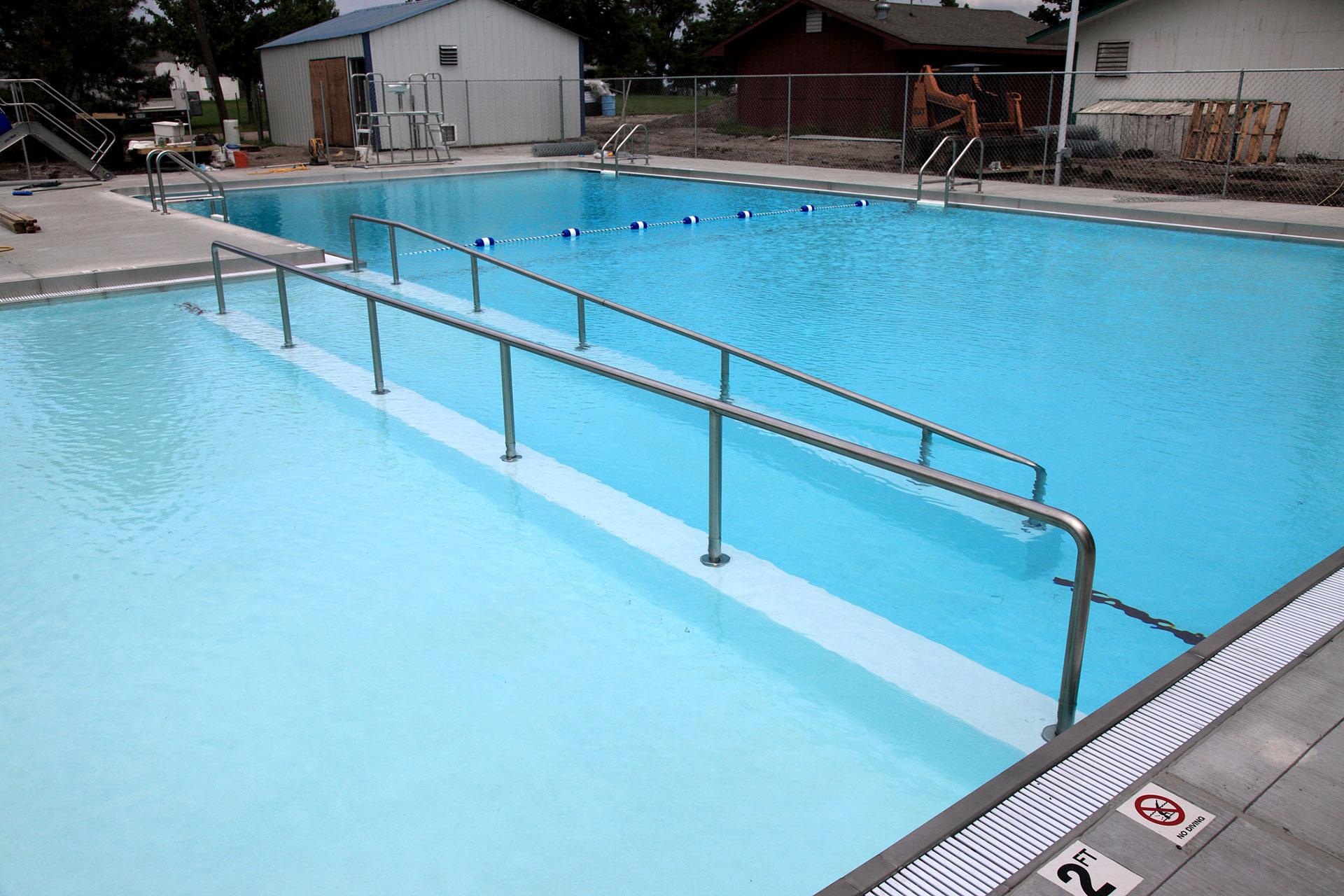 Effingham Kansas Swimming Pool