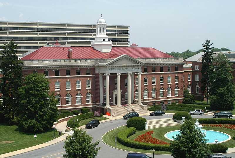 Walter Reed Medical Center Wtu Aquatic Center