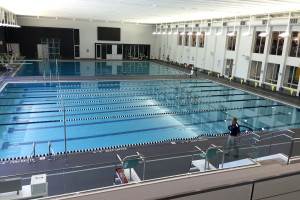 Portfolio of projects waterpark and aquatic center designers - Spring hill recreation center swimming pool ...