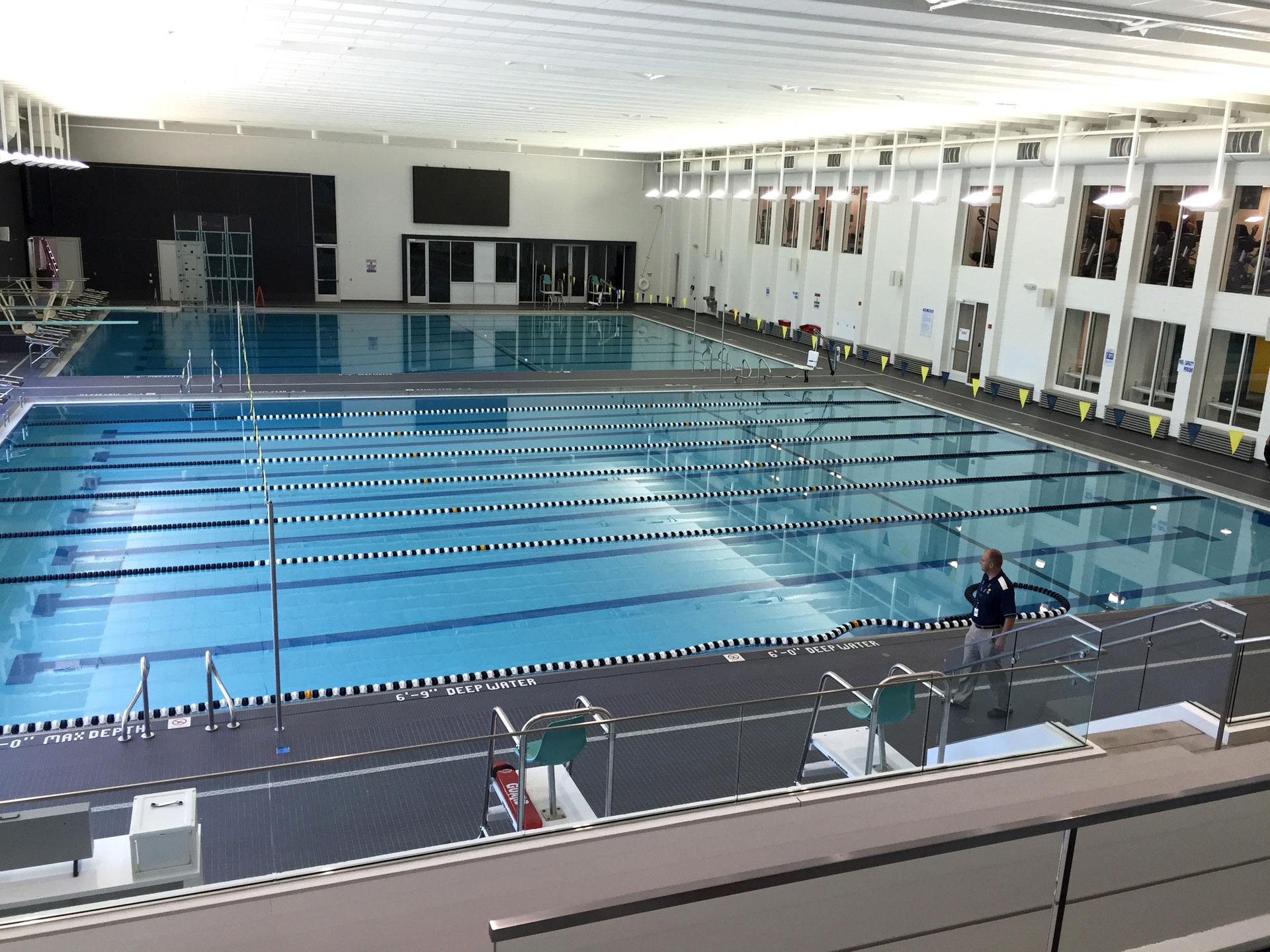 Eden Prairie Community Center Aquatic Center